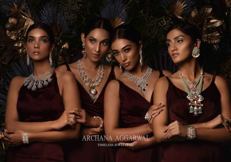 Archana Aggarwal TImeless jewelry