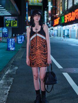 Onitsuka Tiger _ MFW SS22 _ Head To Toe Look Image _ No.20