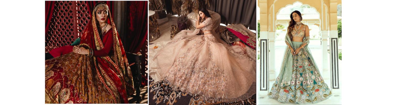 Bridal Lookbook For The Modern Indian Bride