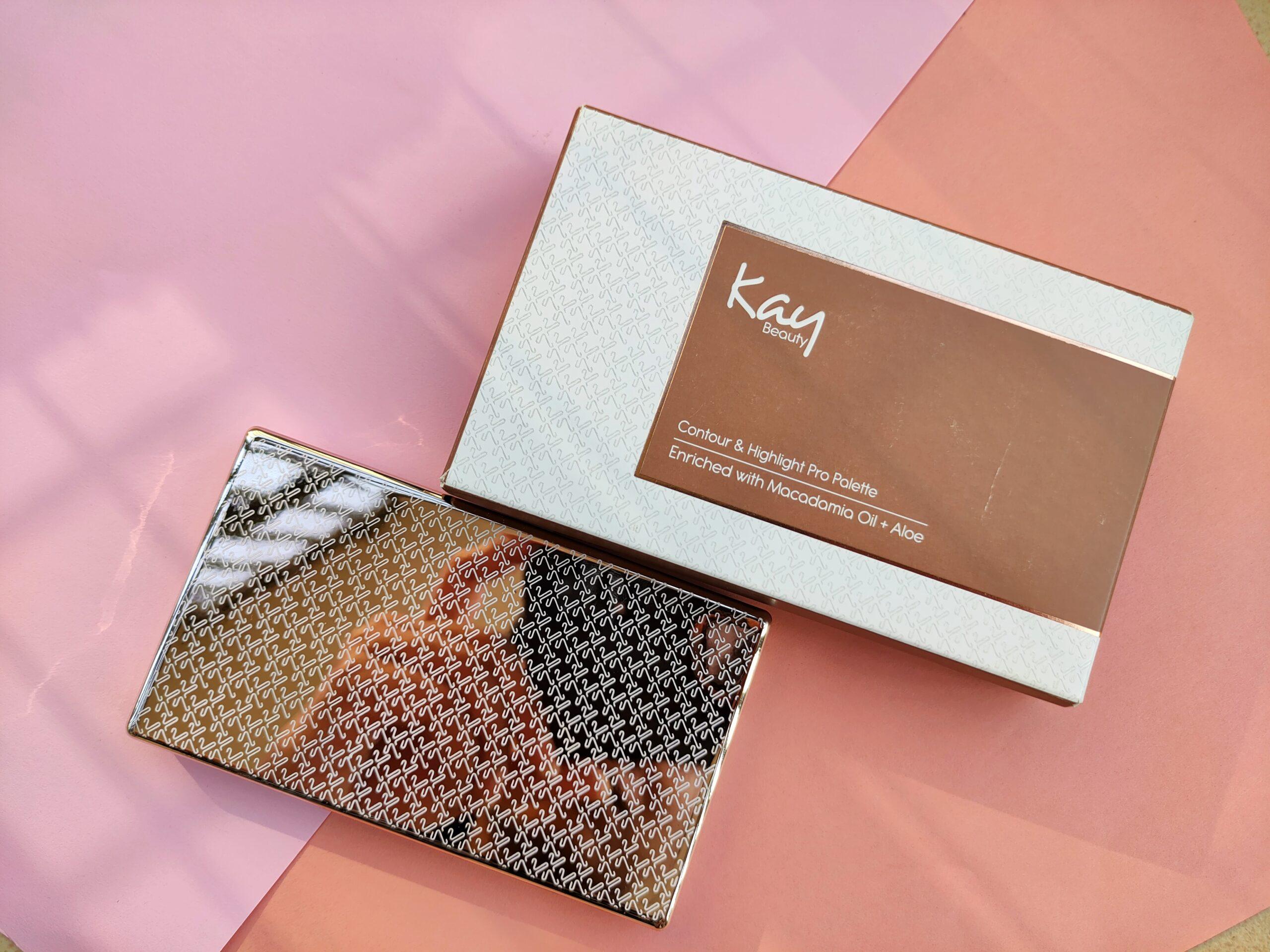 kay beauty contour palette review