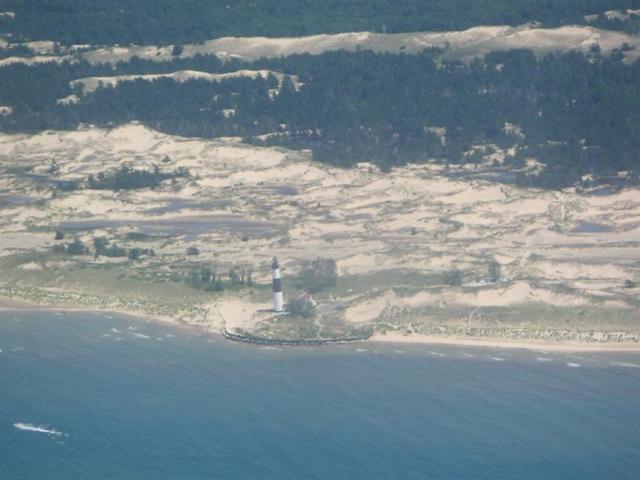 Dunes & Big Sable Lighthouse