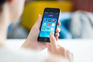 Mobile, app, nutrition
