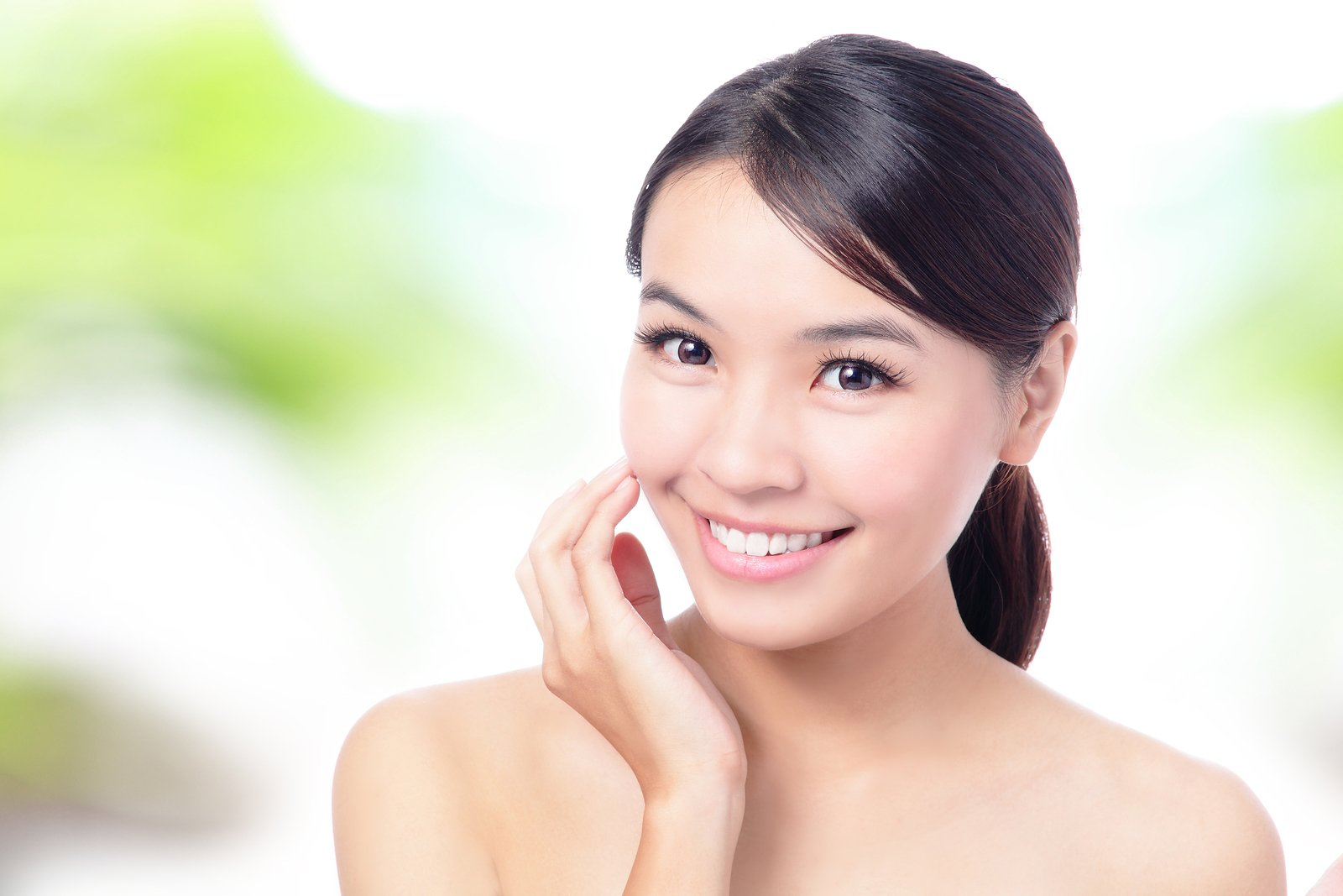 treating adult acne natually