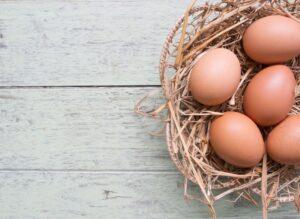 eggs for dinner recipe