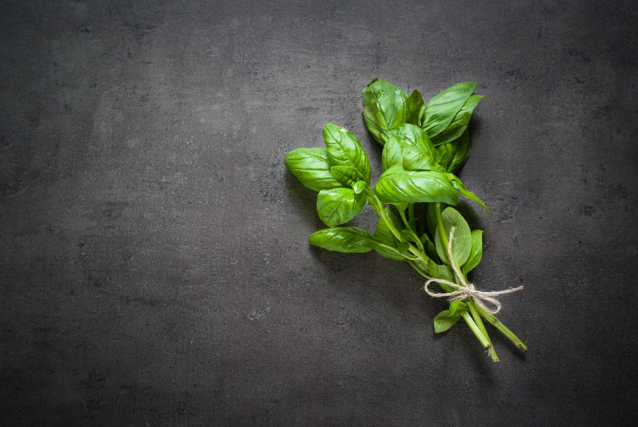 Basil, recipe, healthy