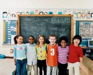 keeping kids healthy at school