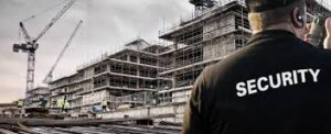 Construction Site Security Services