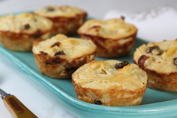 Individual Noodle Puddings