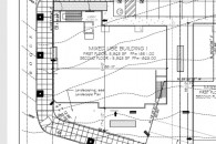 Building I Conceptual Site Plan for 449 Russell Ave