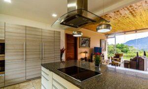 Hidden Appliances in Kitchen Remodel