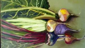turnips oil