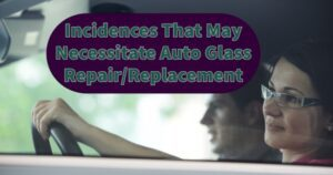 glass repair
