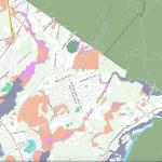 Wetlands Map