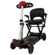 Enhance Mobility Folding Travel Scooter