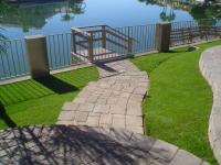 Walk way after - GPM Landscape