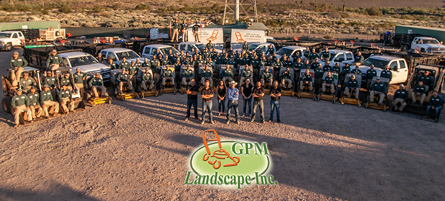 GPM Landscaping-team