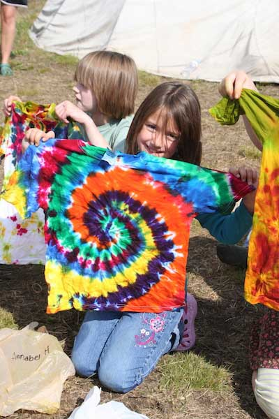 Tie Dying