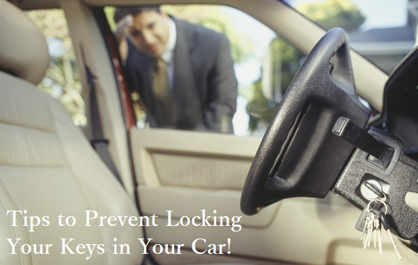 Tips To Prevent Locking Keys In Car-LocksmithSarasota.org