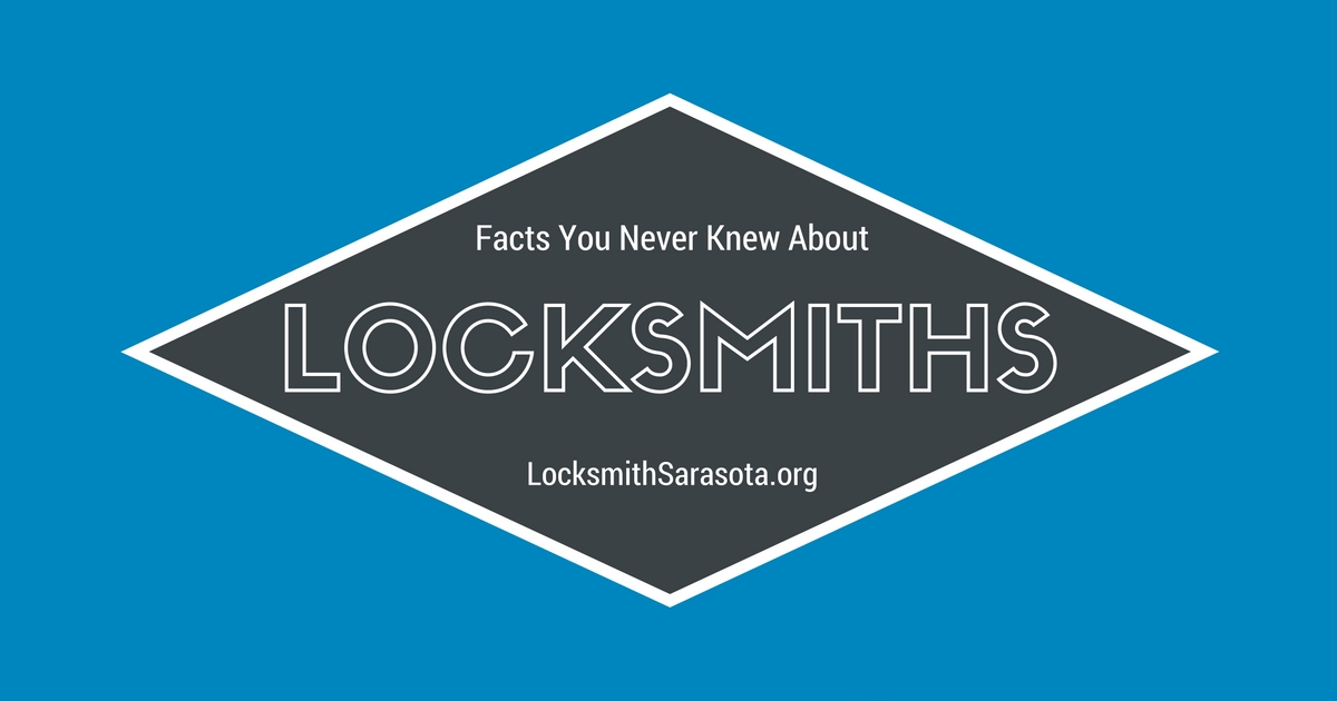 Facts You Never Knew About Locksmiths