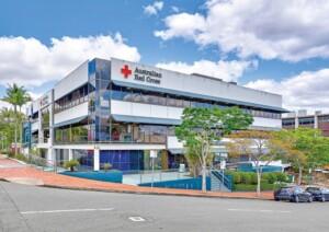 Red Cross Building