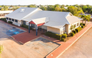 Broome Community Health and Child Clinic