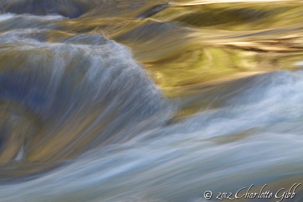 Merced River Rapids