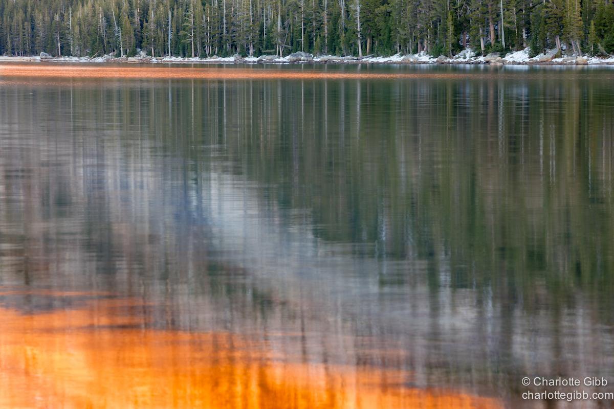 Tenaya Lake Alpenglow2
