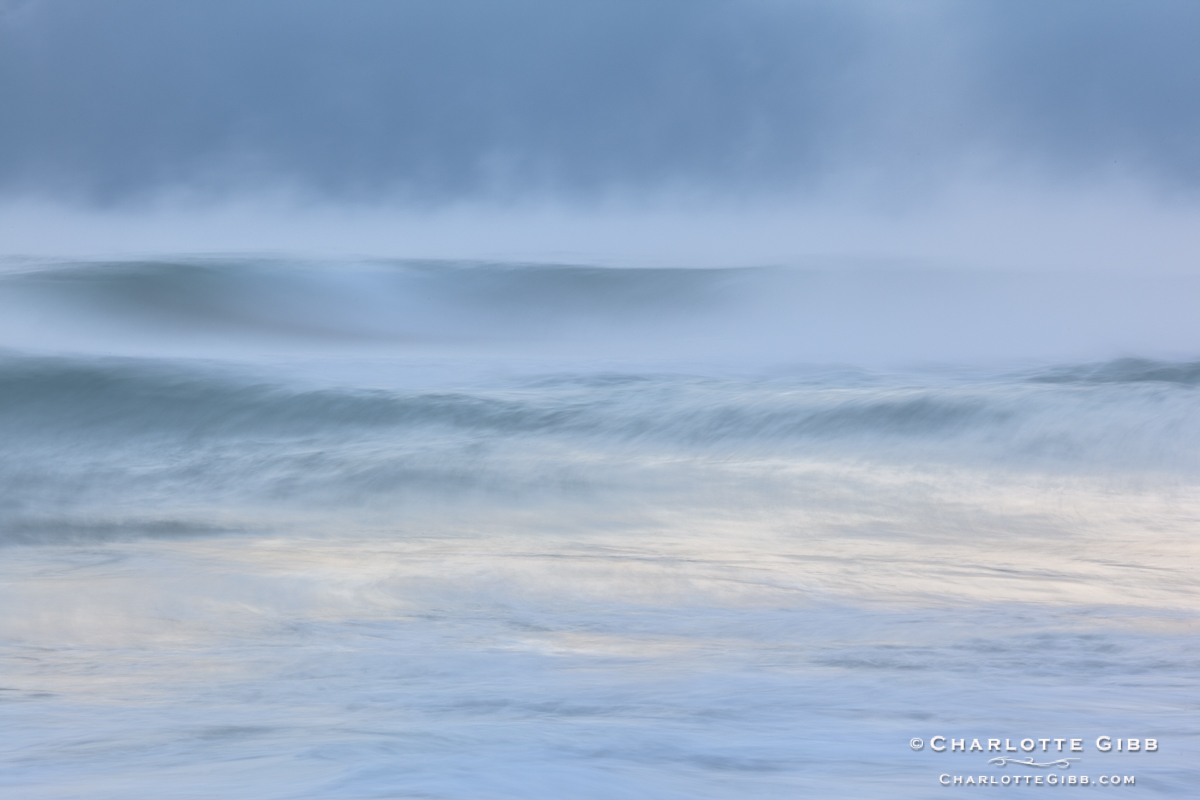 Mist, Atlantic Ocean