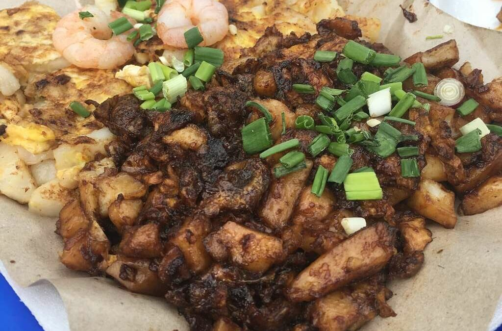 The Best Hawker Centers in Singapore