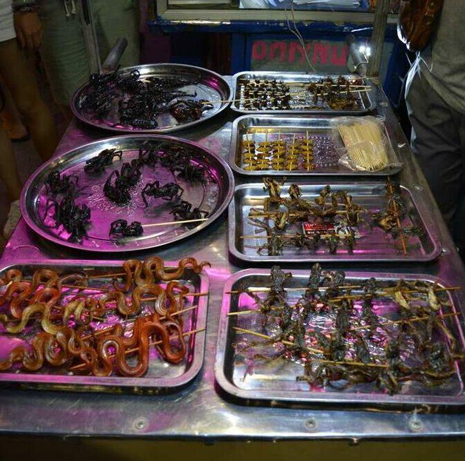 The Most Bizarre Foods in Cambodia