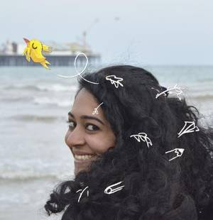 The Hindu: Divya Anand on her picture book 'I Hate My Curly Hair'