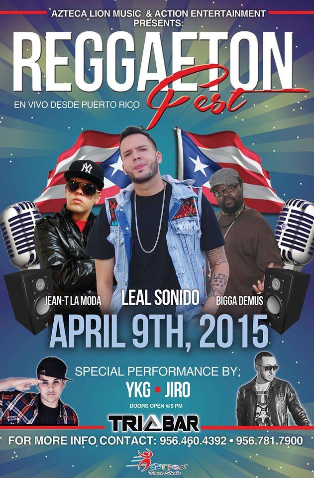 Reggaeton Fest 2015