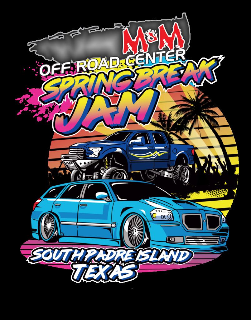 spring break jam 2018 simple