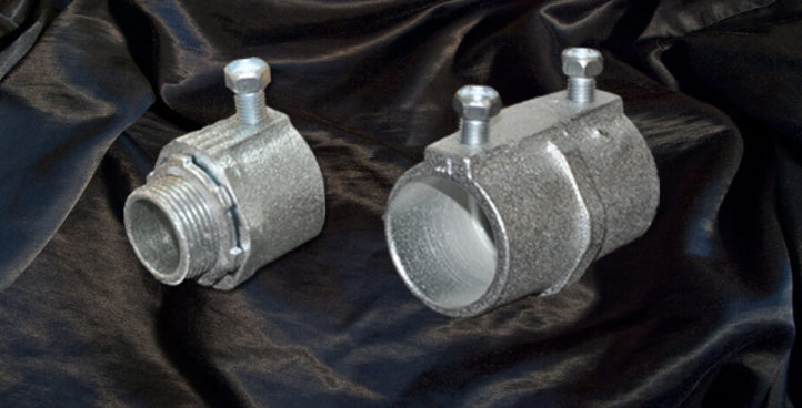 Malleable Iron Screw Connector/Coupling