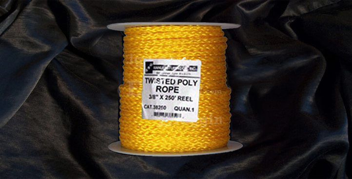3 Strand Poly Rope