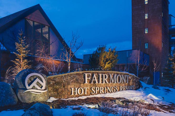 Winter Blast in Fairmont