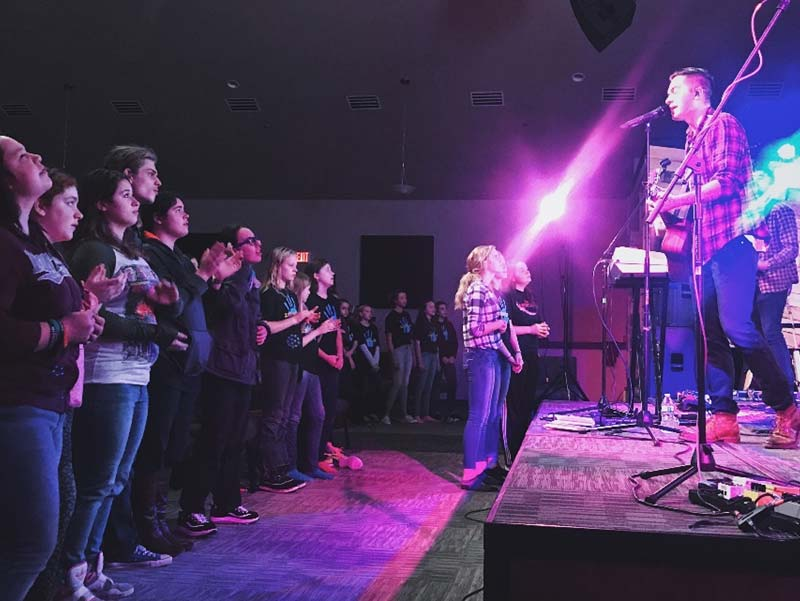 GRW Worship with The Exchange