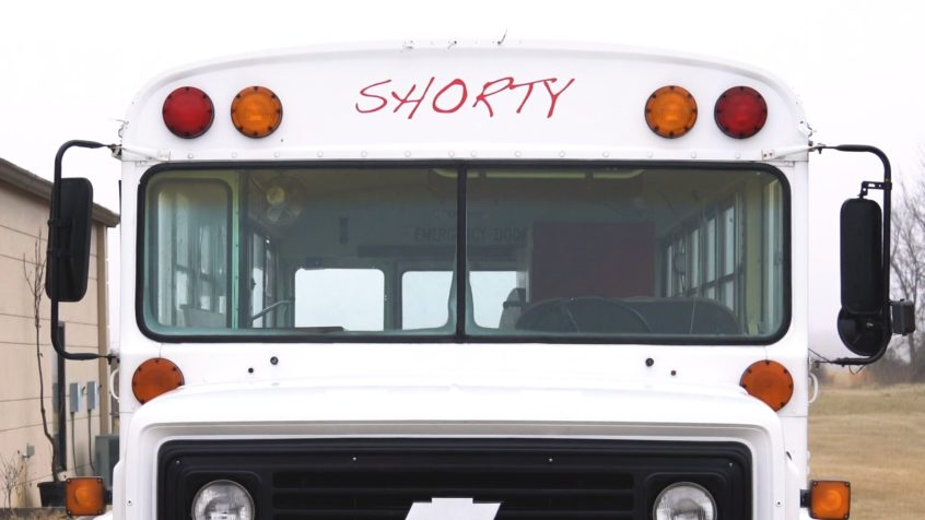 Shorty the Church Bus
