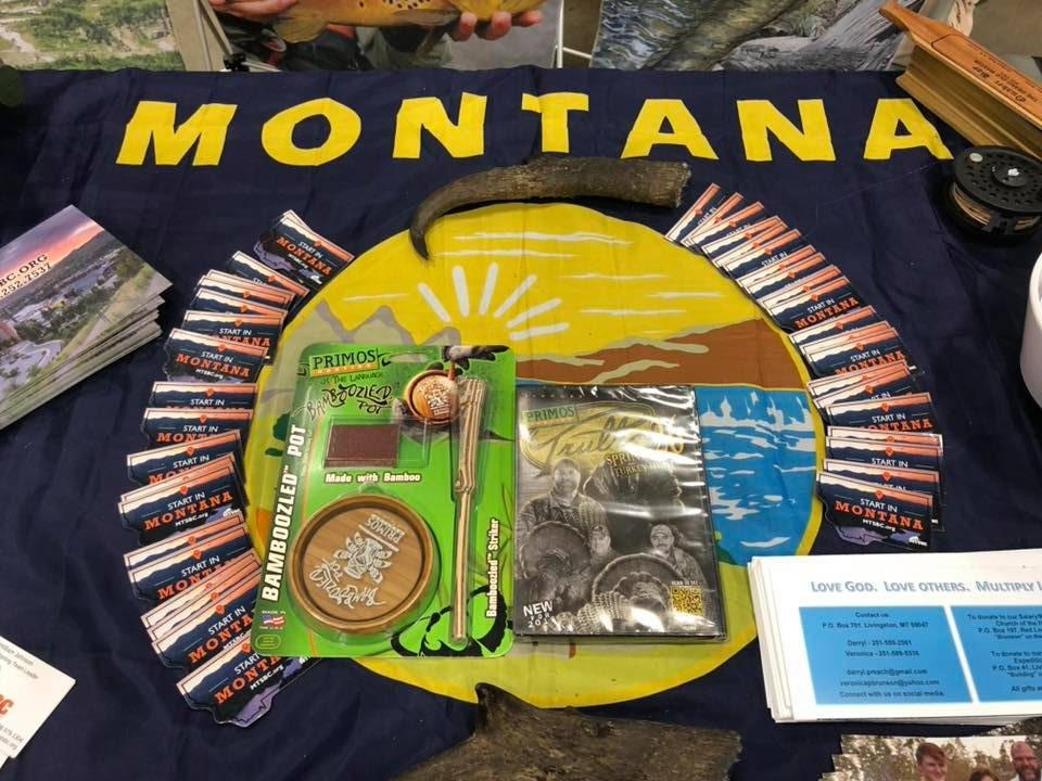 MTSBC Booth at SBC Annual Meeting