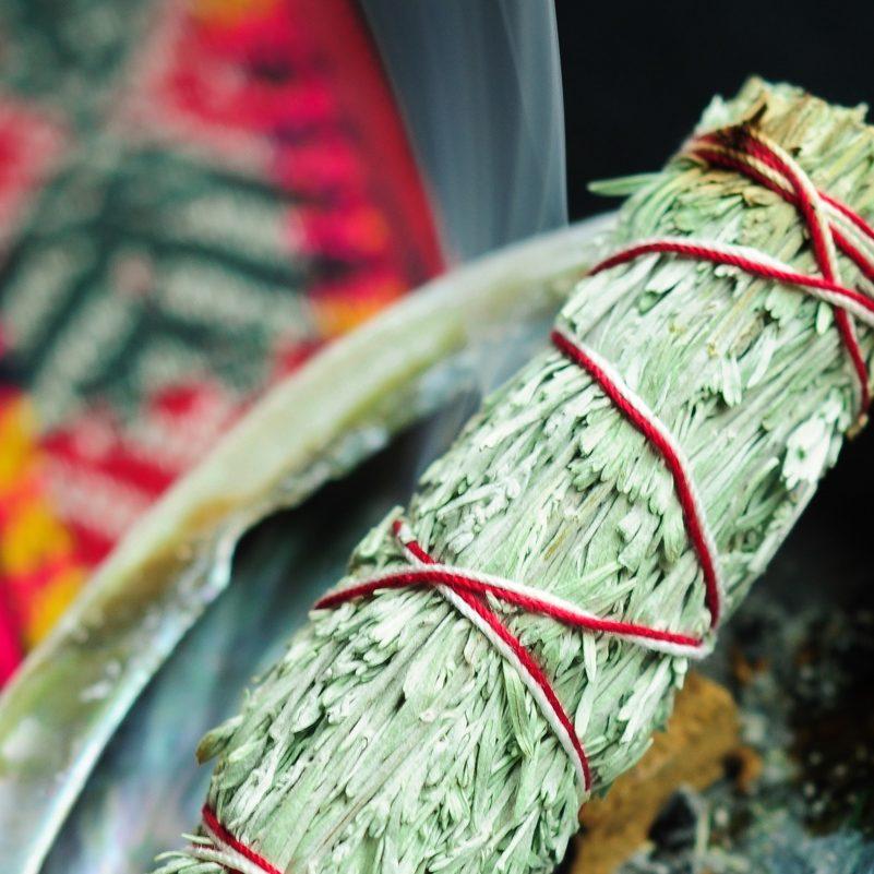Aura Metier Workshops - Sacred Art of Smudging