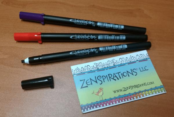 Zenspirations®_by_Joanne_Fink_June_7_16_Blog_Pigma_Calligrapher_Markers