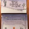 Gift Book Front and Back