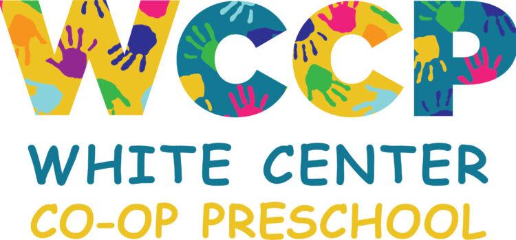 white center co-op preschool logo image