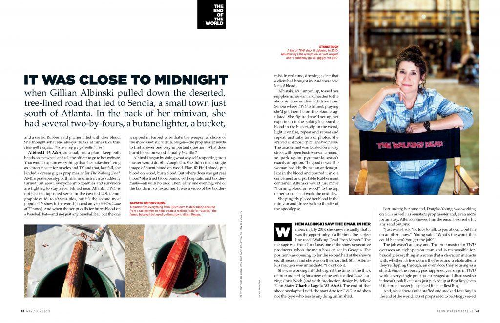 Penn Stater Magazine 2 of 4