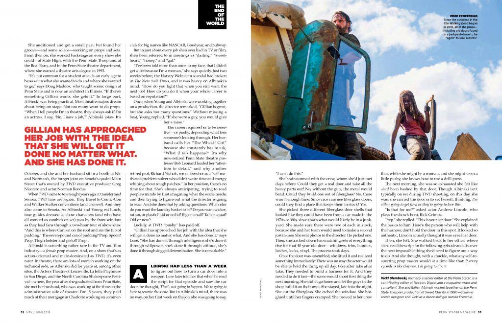 Penn Stater Magazine 4 of 4