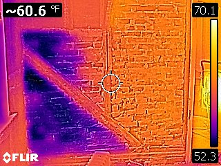 water restoration thermography