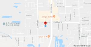 Lakeland clinic map - unplanned pregnancy help