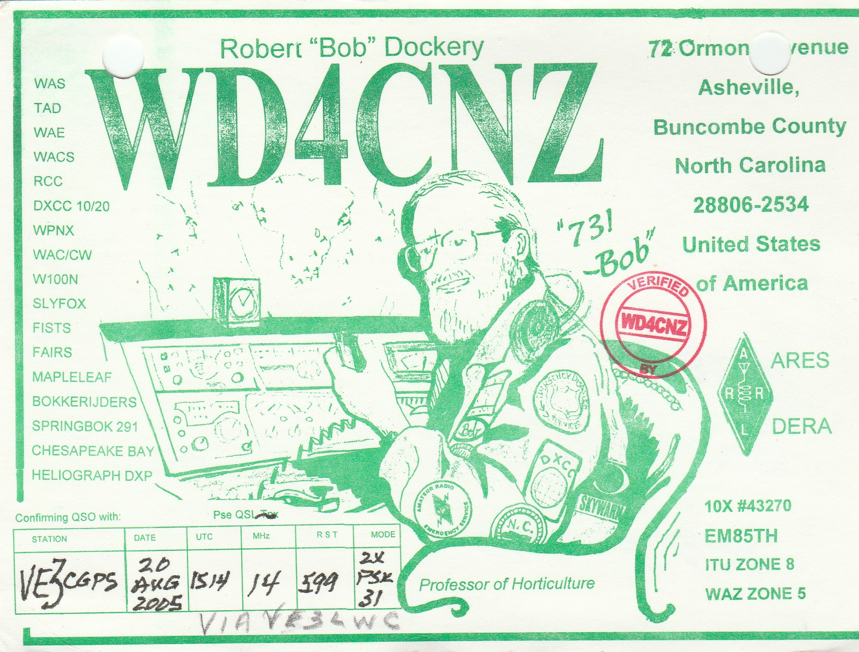 WD4CNZ