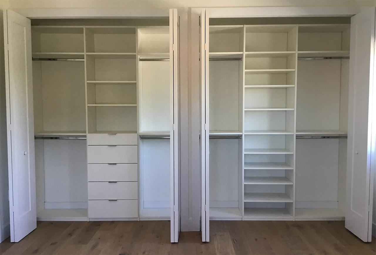 Builtin Closets