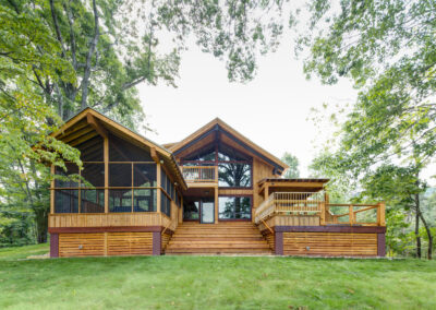 Nellysford Mountain Lodge Full Home Renovation